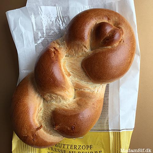 Godt brød er lykken.