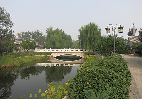 Også kendt som Jade River.
