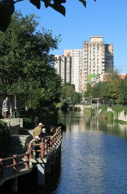 Beijing, en af de dejligste byer, jeg har sat mine flade andeplader i.