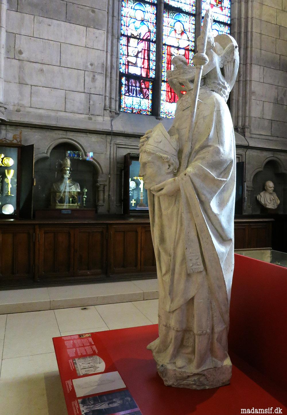 Sankt Denis, Notre-Dame de Paris