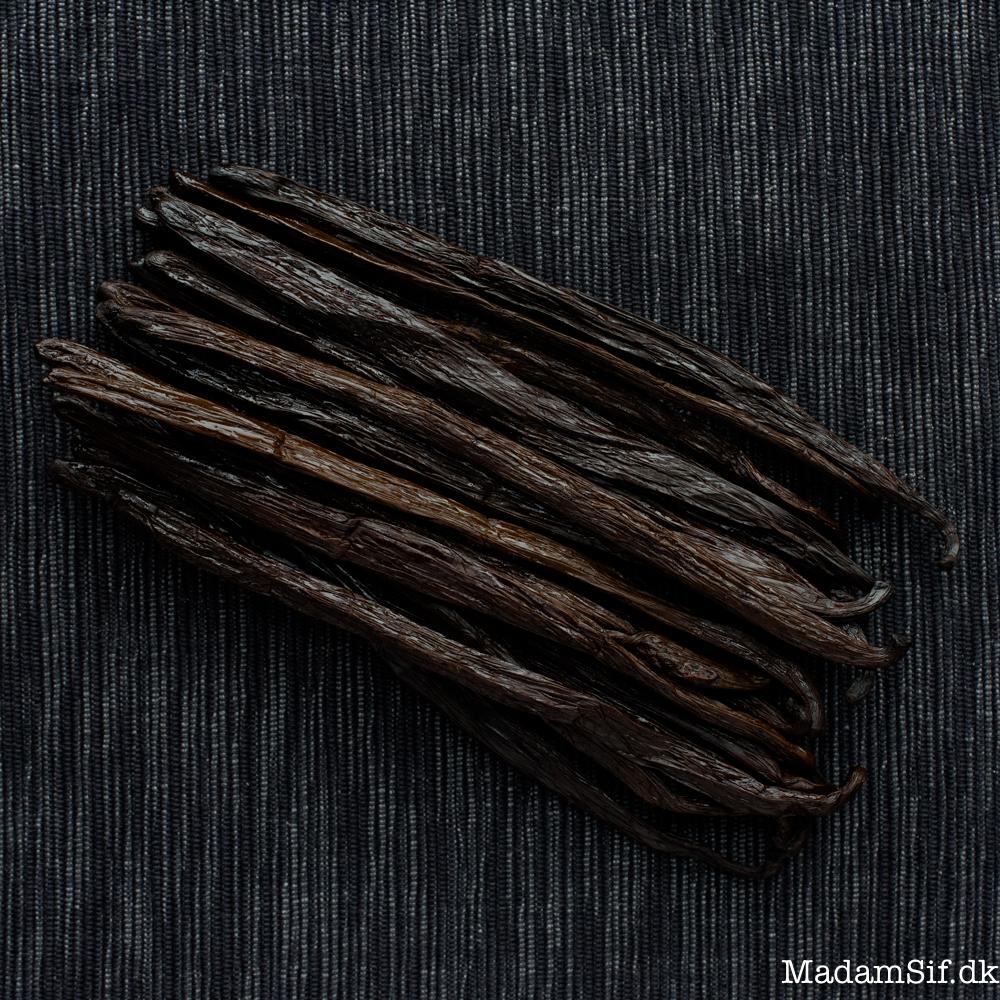 vaniljestænger