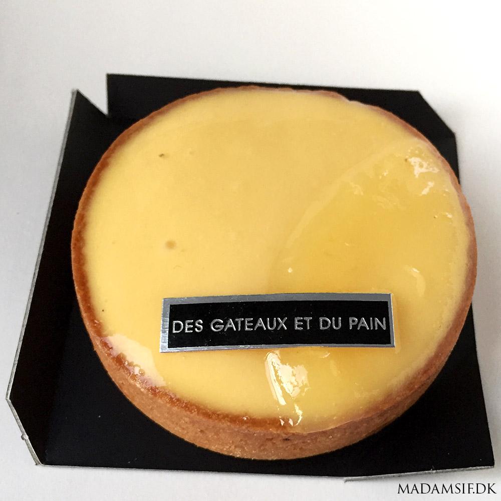 Des Gateuax et du Pain - Absolut Citron