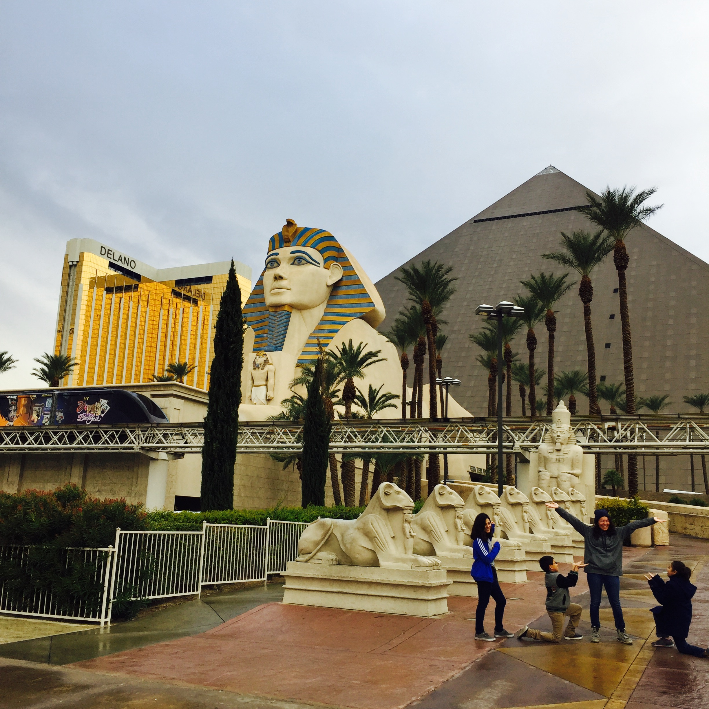 Luxor Resort and Casino, Las Vegas.