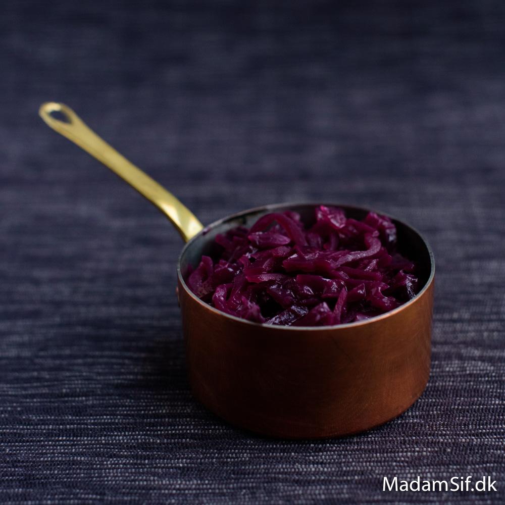 Mangors rødkål